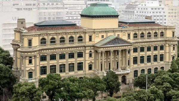 Biblioteca Nacional e Academia Brasileira de Letras