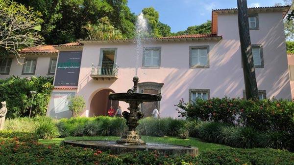 Arte Moderna II - Casa Roberto Marinho